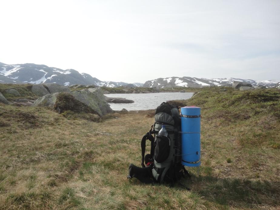 Reisevorbereitungen… ich packe meinenRucksack…