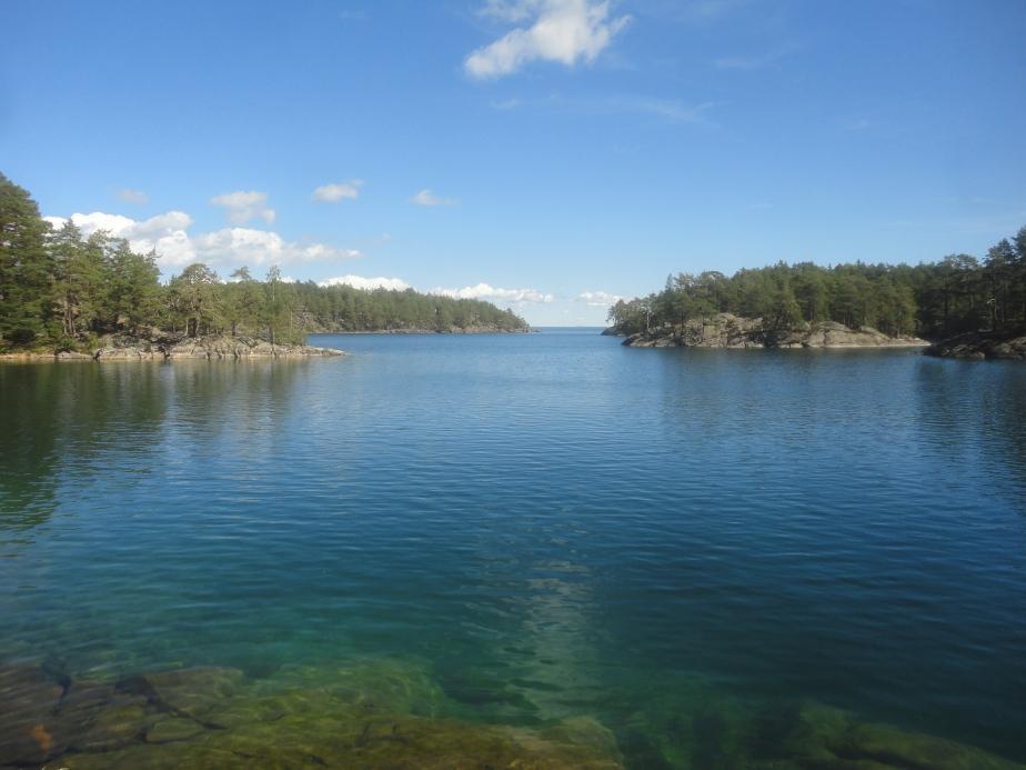 WildFrauenReise – Teil 1 – Anreise nach Schweden undVätternleden